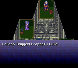 Chrono Trigger Prophets Guile - Title Screen! - User Screenshot
